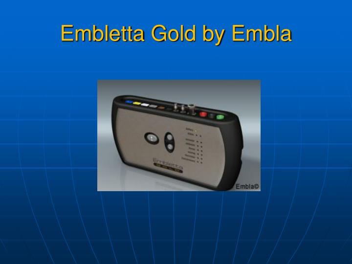 Embletta