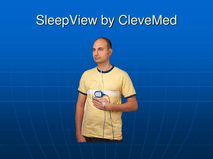 SleepView by CleveMed