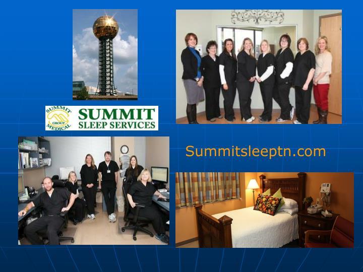 Summitsleeptn.com
