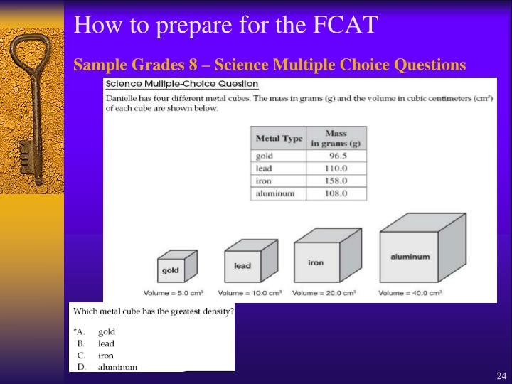 How to prepare for the FCAT
