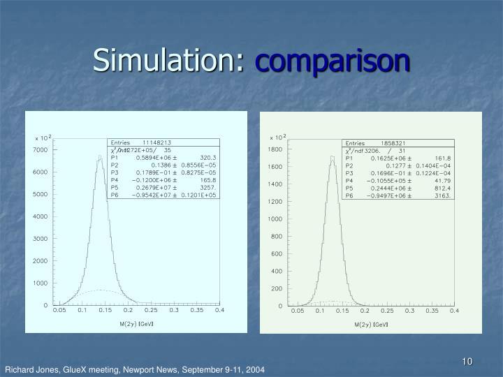 Simulation: