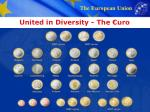 united in diversity the uro1