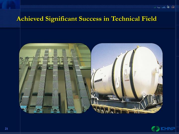 Achieved Significant Success in Technical Field