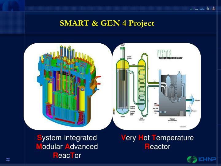 SMART & GEN 4 Project