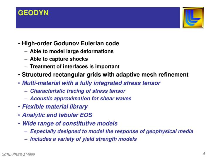 GEODYN