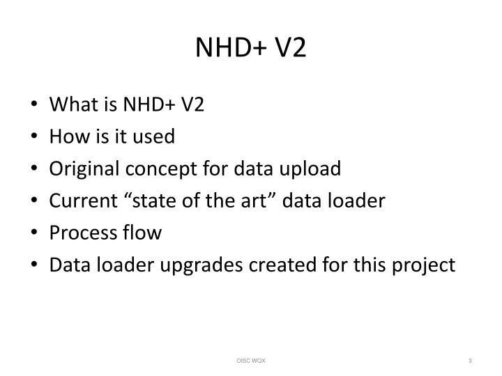 NHD+ V2