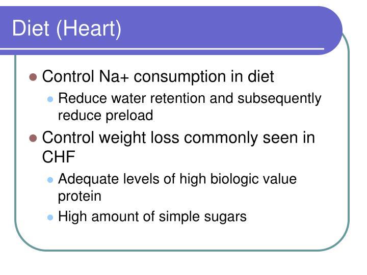 Diet (Heart)