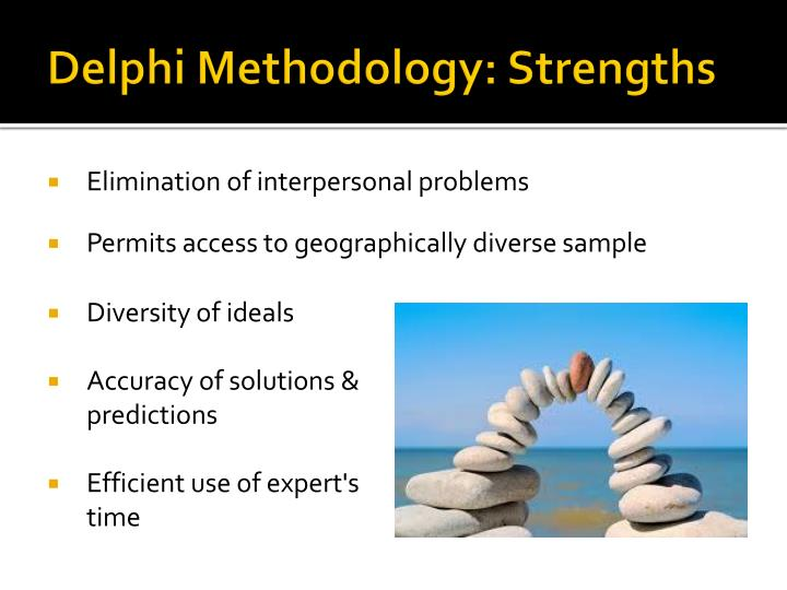 Delphi Methodology: Strengths