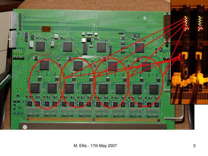 M. Ellis - 17th May 2007