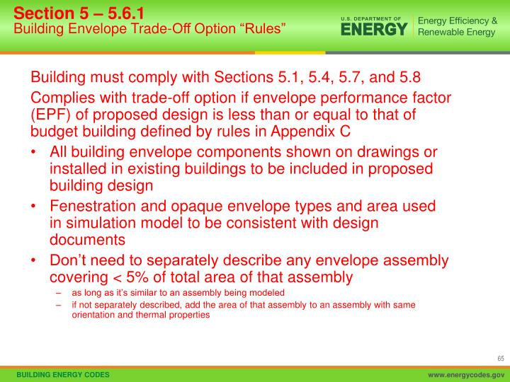 Section 5 – 5.6.1