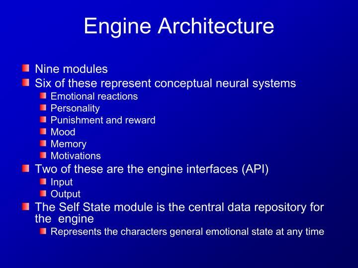 Nine modules
