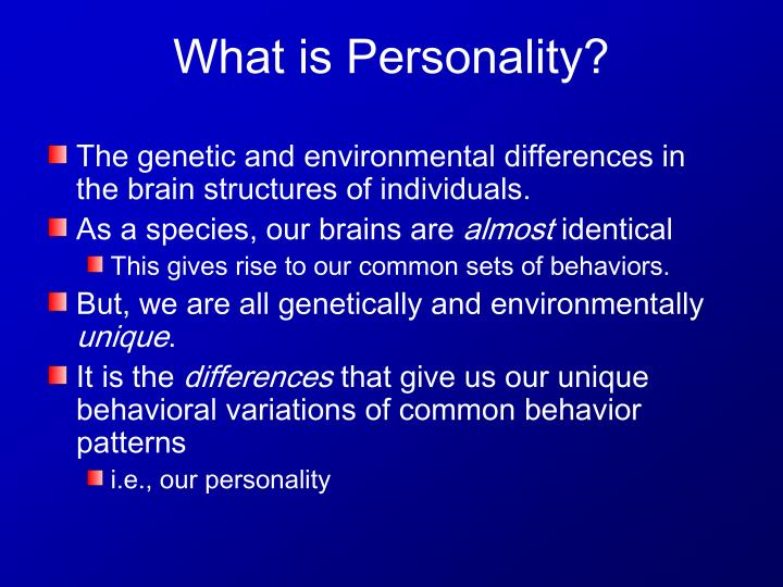 The genetic and environmental differences in the brain structures of individuals.
