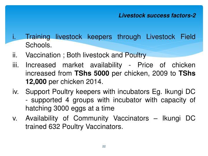 Livestock success factors-2