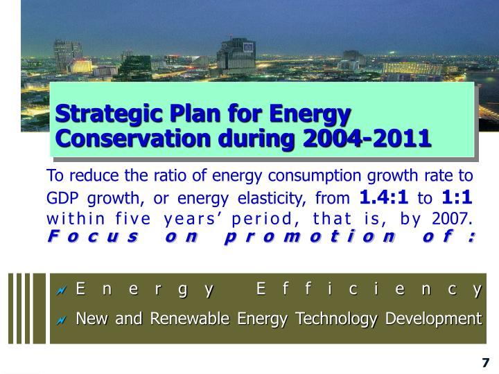 Strategic Plan for