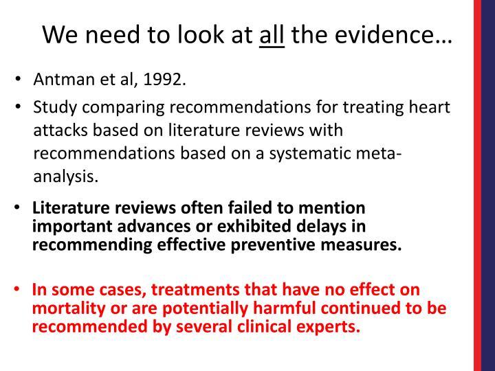 Antman et al, 1992.