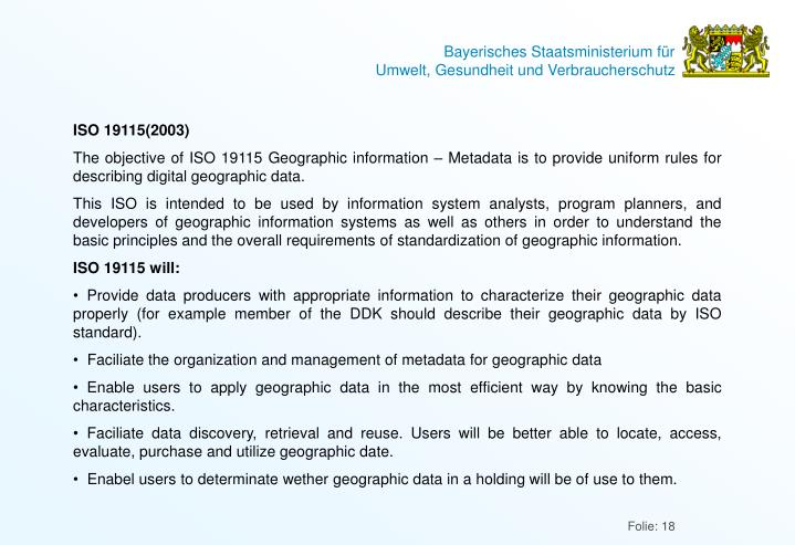 ISO 19115(2003)