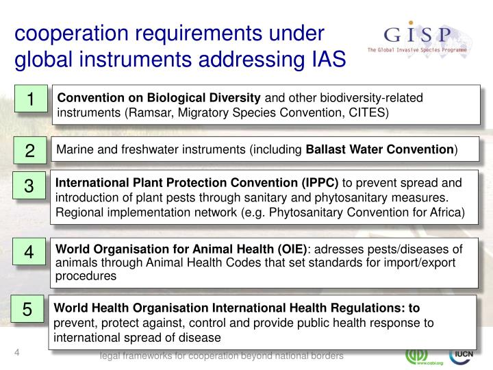International Plant Protection Convention (IPPC)