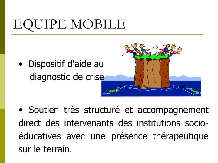 EQUIPE MOBILE