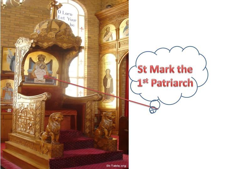 St Mark the 1