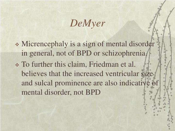 DeMyer