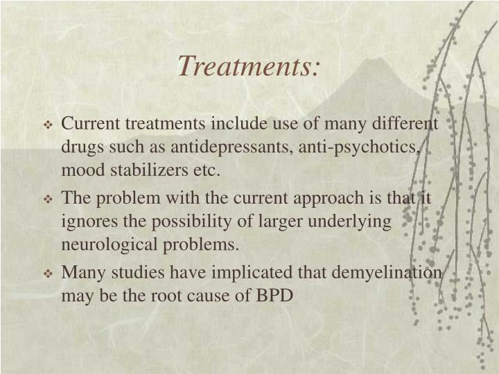 Treatments:
