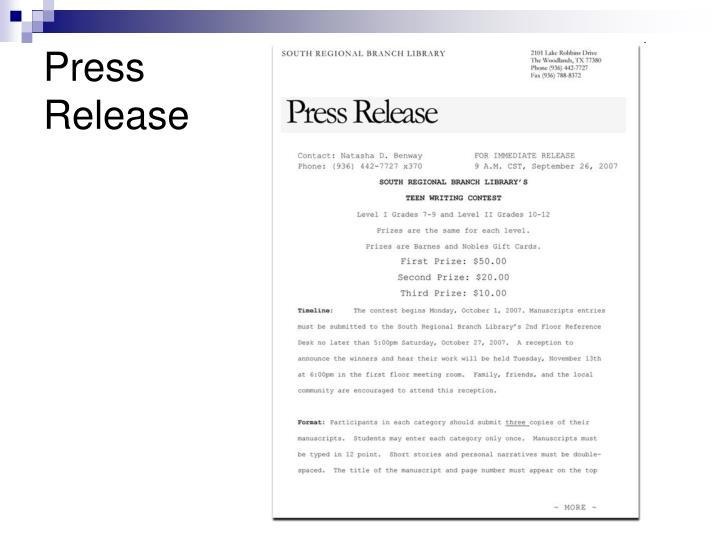 Press