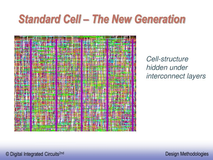 Standard Cell – The New Generation