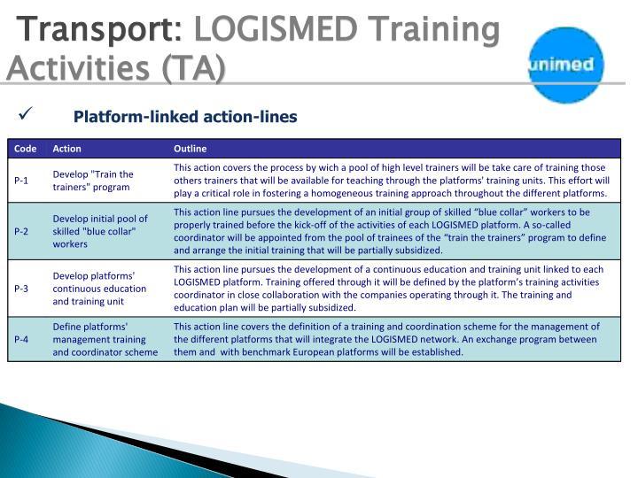 Transport: