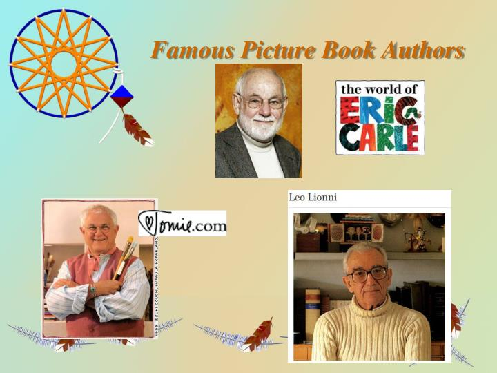 Famous Picture Book Authors