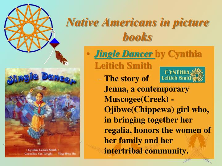 Native Americans in picture books