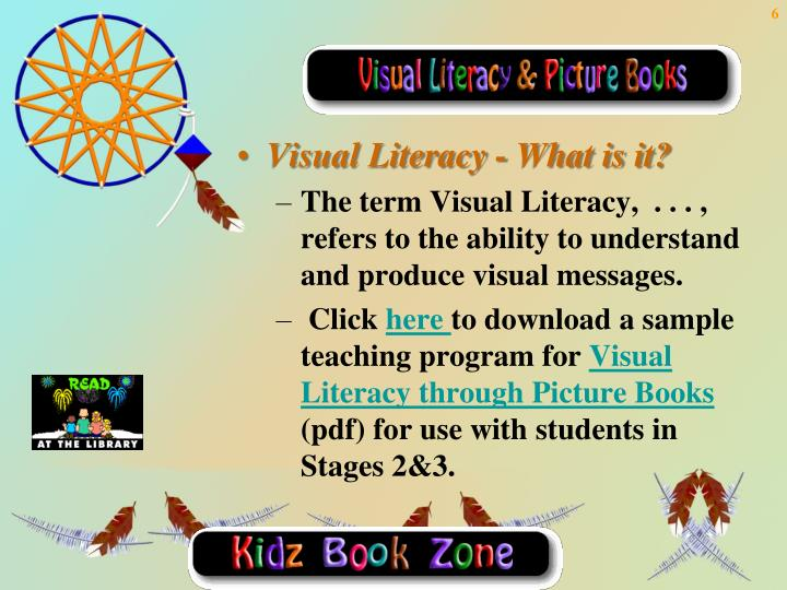 Visual Literacy - What is it?