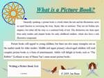 what is a picture book
