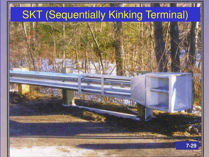 SKT (Sequentially Kinking Terminal)