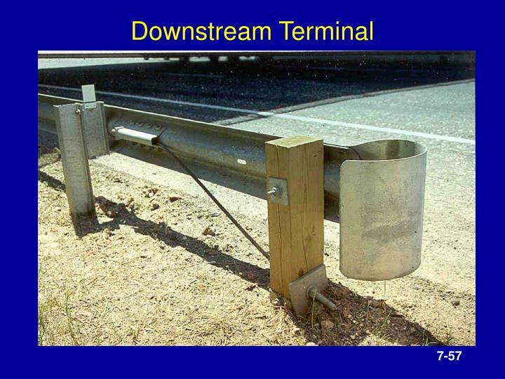 Downstream Terminal