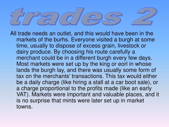 trades 2