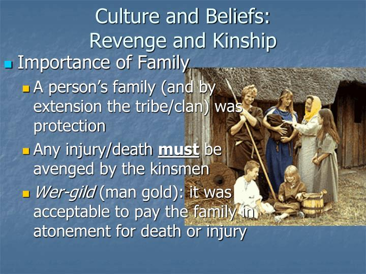 Culture and Beliefs: