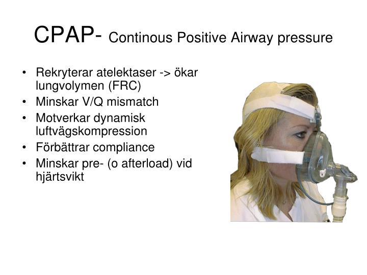 CPAP-