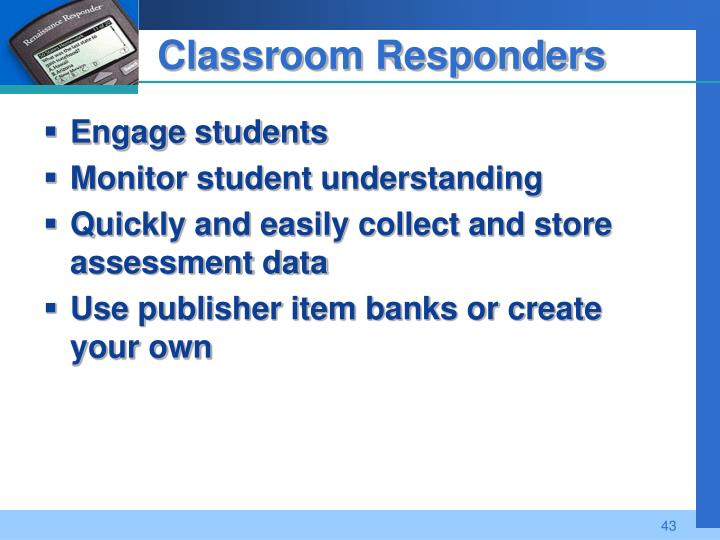 Classroom Responders