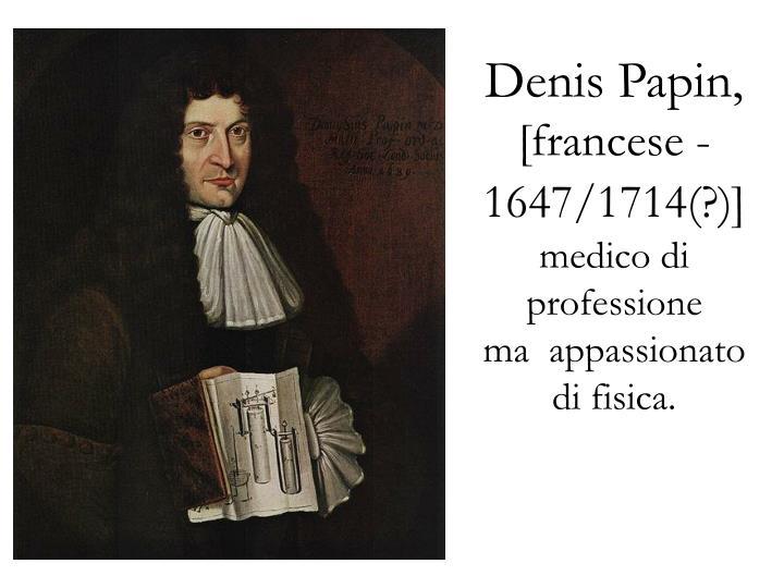 Denis Papin,