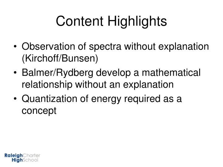 Content Highlights