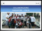 collaborazione singapore italia