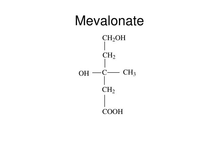 Mevalonate