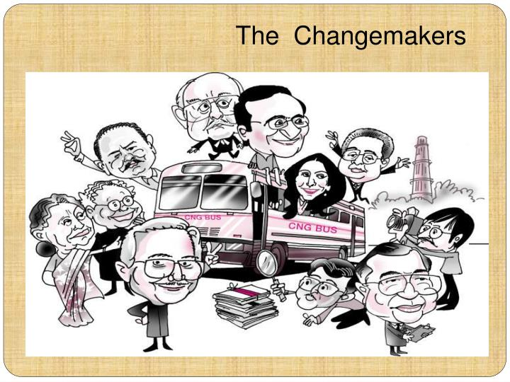 The  Changemakers