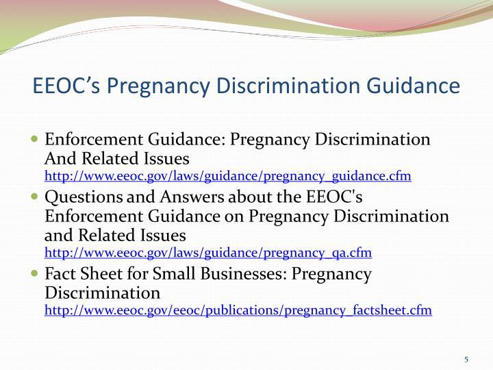 eeoc presentation View notes - soc 315 - eeoc presentation paper - 6 pages - 1057 words (apa format + references) from phy 212 at american international college eeoc presentation paper eeoc presentation paper super.