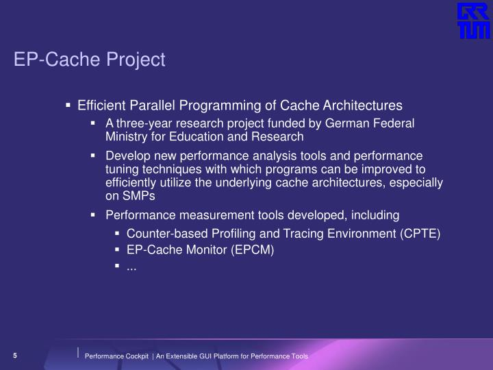 EP-Cache Project