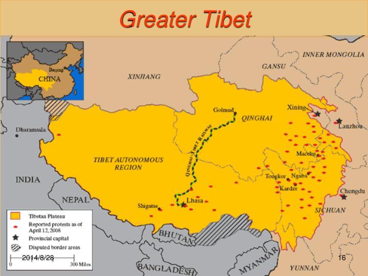 Greater Tibet