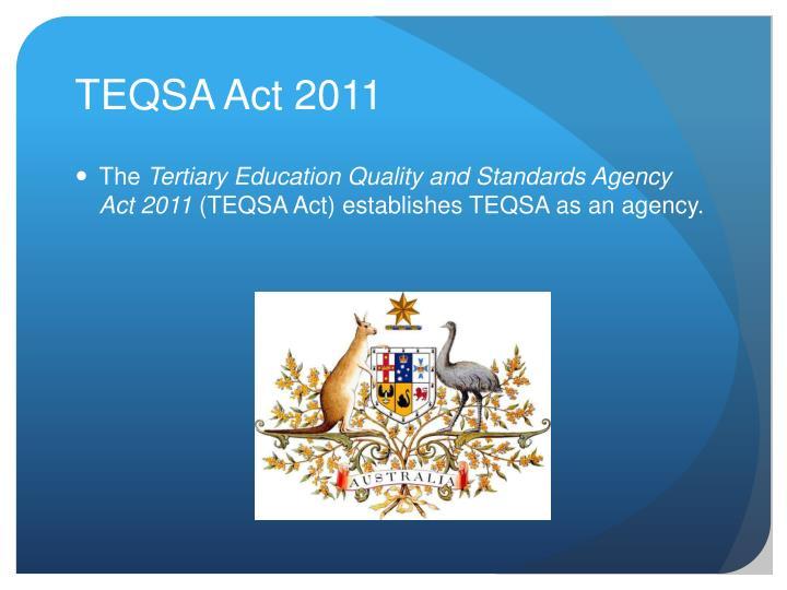 TEQSA Act