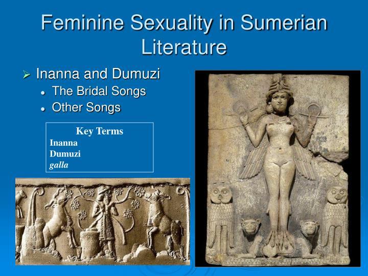 Feminine Sexuality in Sumerian Literature