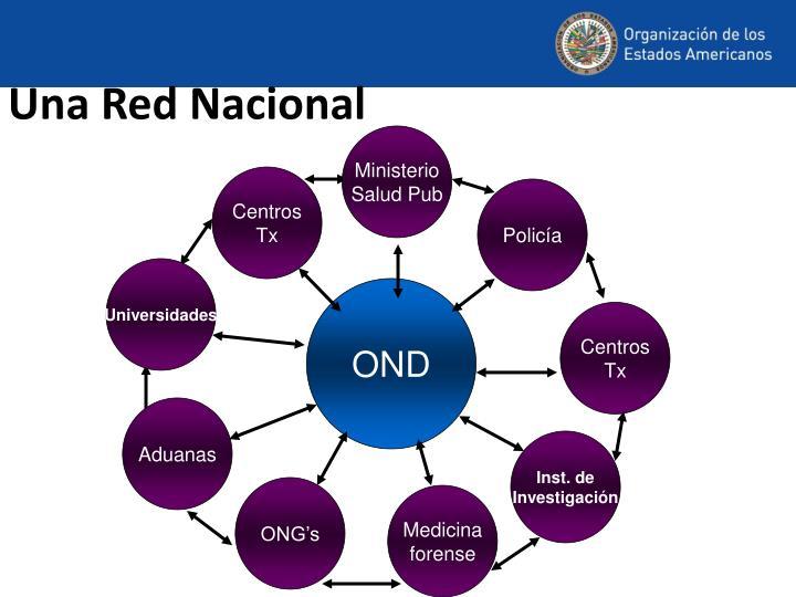 Una Red Nacional