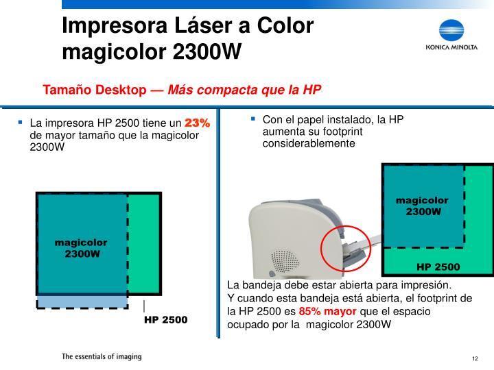 HP 2500